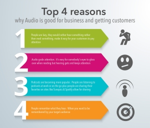 Audio Reasons